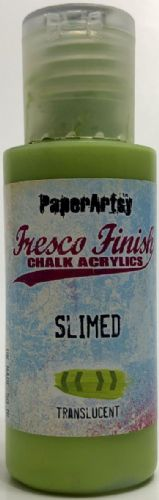 Fresco Finish -  Slimed {Tracy Scott}
